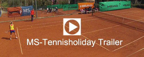 Trailer Tenniscamp am Gardasee